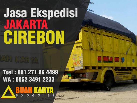 Jasa Ekspedisi Jakarta Cirebon