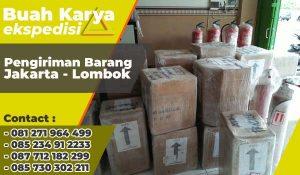 Jasa Ekspedisi Pengiriman Barang Jakarta Lombok Timur Lampu