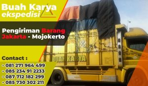 Jasa Ekspedisi Pengiriman Barang Jakarta Mojokerto