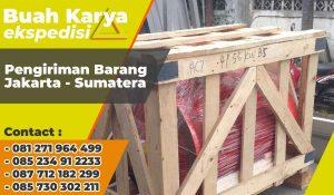 Jasa Ekspedisi Pengiriman Barang Jakarta Sumatera Mesin