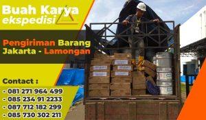 Jasa Pengiriman Barang Jakarta Lamongan