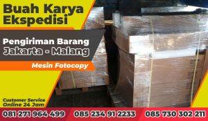Jasa Pengiriman Barang Jakarta Malang Mesin Fotocopy