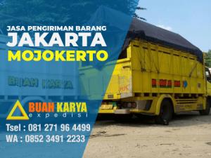 Jasa Pengiriman Barang Jakarta Mojokerto