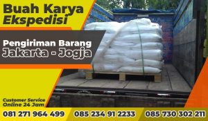 Pengiriman Barang Jakarta Jogja Yogyakarta Pupuk Kimia
