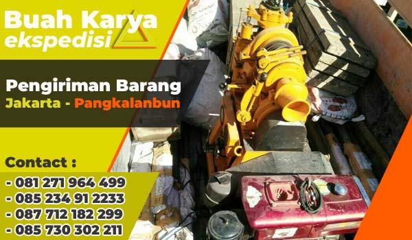 Pengiriman Barang Jakarta Pangkalanbun