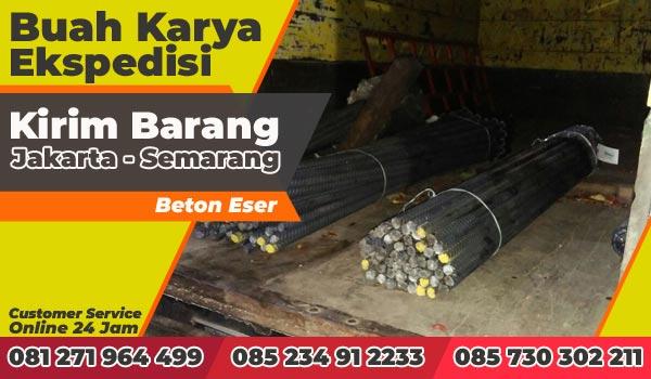 Pengiriman Barang Jakarta Semarang Jawa Tengah Beton Eser