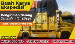 Pengiriman Barang Jakarta Surabaya Alat Proyek Mata Bor