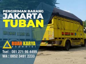 Pengiriman Barang Jakarta Tuban