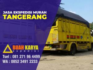 Jasa ekspedisi Murah Tangerang