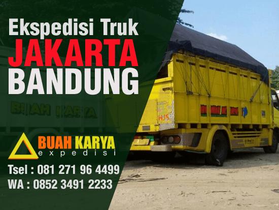 Ekspedisi Truk Jakarta Bandung