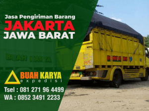 Jasa Pengiriman Barang Jakarta Jawa Barat
